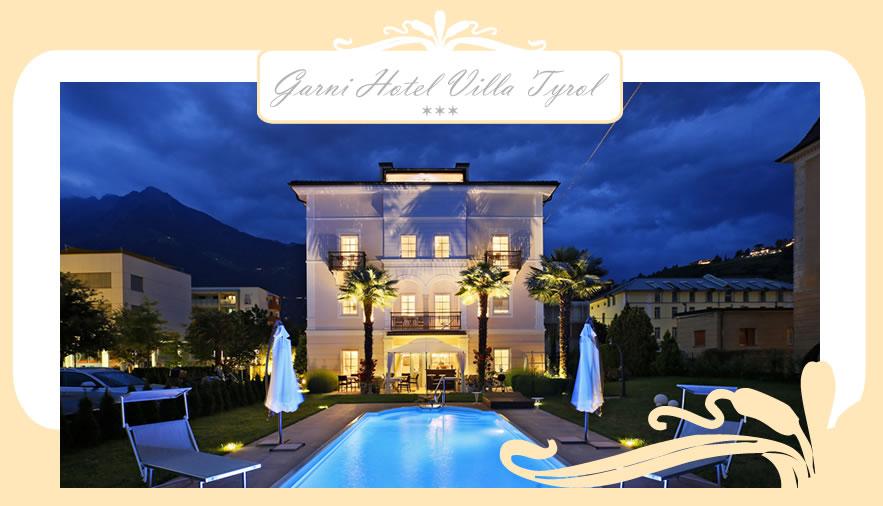 garni hotel villa tyrol fr hst ckspension zimmer mit. Black Bedroom Furniture Sets. Home Design Ideas